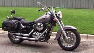 8. Used 2004 Kawasaki Vulcan 800 Classic Motorcycles for sale in Tallahassee FL