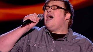 Video The Voice UK 2013 | Ash Morgan performs 'Never Tear Us Apart' - Blind Auditions 1 - BBC One MP3, 3GP, MP4, WEBM, AVI, FLV Januari 2018