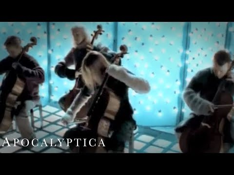 Video Apocalyptica - 'Nothing Else Matters' (Official Video) download in MP3, 3GP, MP4, WEBM, AVI, FLV January 2017