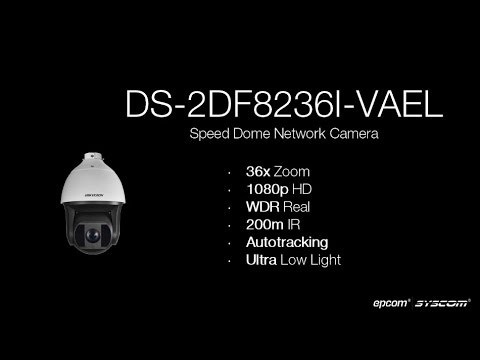 HIKVISION DS-2DF8236IV-AEL 1080p HD 36x Zoom
