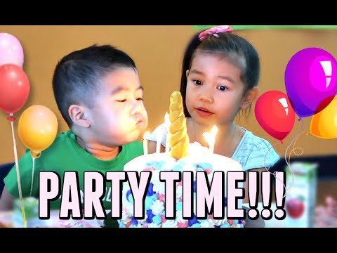 Birthday wishes for best friend - JULIANNA'S 6TH BIRTHDAY PARTY!!! -  ItsJudysLife Vlogs