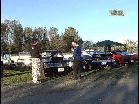 Drag Racing 68 Dart
