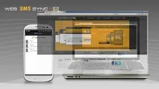 Web SMS from PC, iPad, Tablet YouTube video