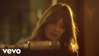 Carla Bruni - The Winner Takes It All (live session)