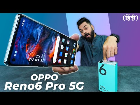 OPPO Reno 6 Pro 5G Unboxing & First Impressions ⚡ Dimensity 1200, Flare Portrait Video & More