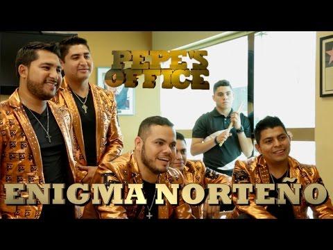 ENIGMA NORTEÑO CON TODO EN PEPE'S OFFICE! - Thumbnail