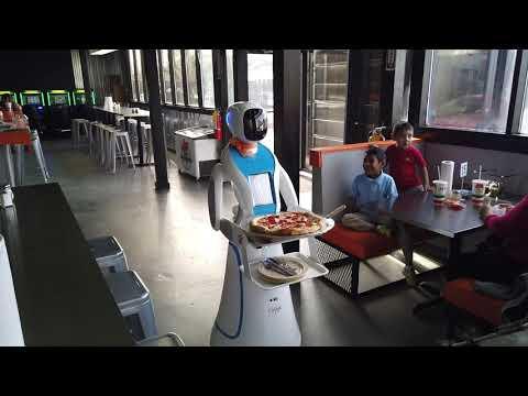 Amy, robot, ober
