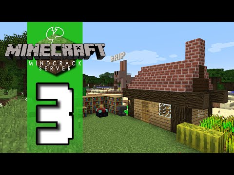 plays - We work on the house and then visit with our buddy Anders to check out his project. Anders' channel - http://youtube.com/imanderzel This is my Minecraft Multiplayer Let's Play from the Mindcrack...