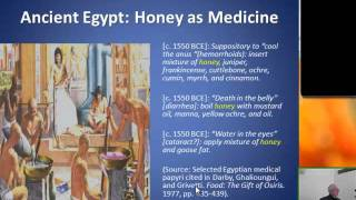 Historical Uses Of Honey As Food