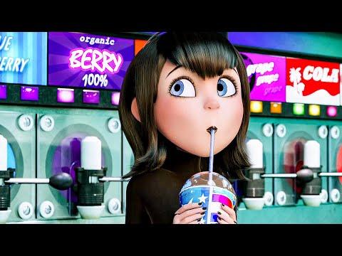 Mavis In The Convenience Store Scene - HOTEL TRANSYLVANIA 2 (2015) Movie Clip