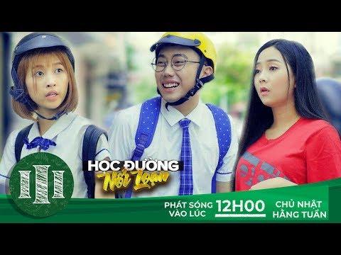 PHIM CẤP 3 - Phần 7 : Tập 11 | Phim Học Đường 2018 | Ginô Tống, Kim Chi, Lục Anh - Thời lượng: 21:58.