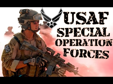 CSAR Pararescue // TACP // CCT | USAF Special Operation Forces | Tribute 2015