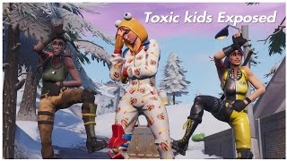 So I 1v1'd toxic kids from my school and this happened...