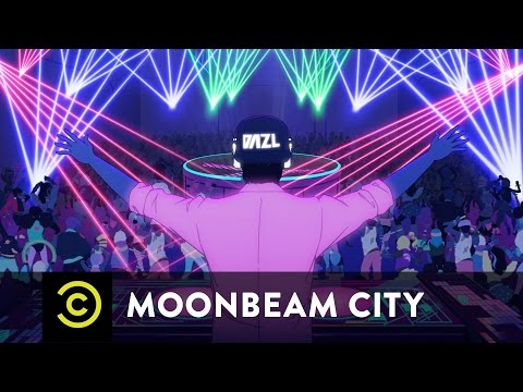 Moonbeam City - CrimeZappers Recruits Dazzle