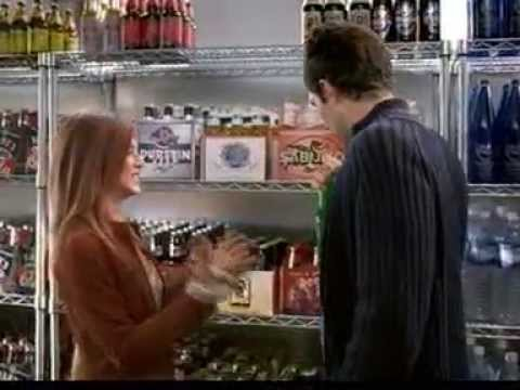 Funny Banned Beer Commercial w/ Jennifer Aniston
