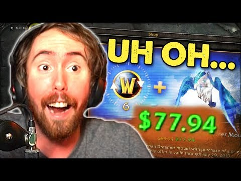 WHY, BLIZZARD!? Asmongold HUGE Rant on a Bundle Nobody Asked For