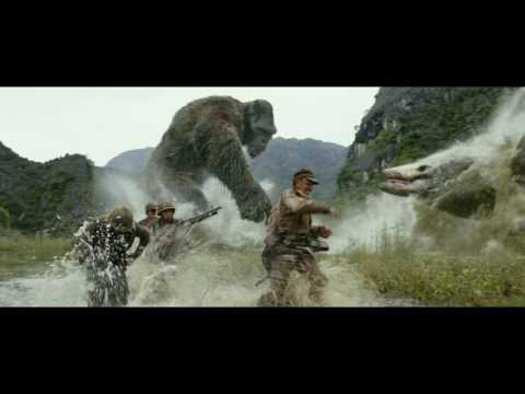 Kong: Skull Island (Clip 'Monster Battle')