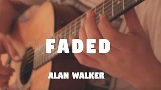 Alan Walker Faded on Fingerstyle by Fabio Lima