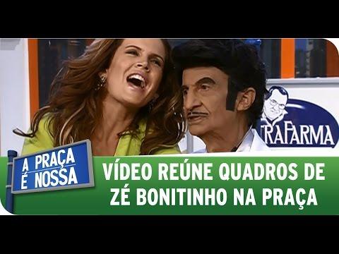 Video A Praça É Nossa (26/03/15) - Vídeo reúne quadros de Zé Bonitinho download in MP3, 3GP, MP4, WEBM, AVI, FLV January 2017