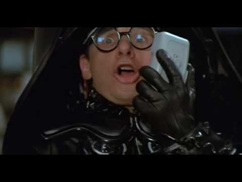 Spaceballs - Just a bit faster than ludicrous speed.