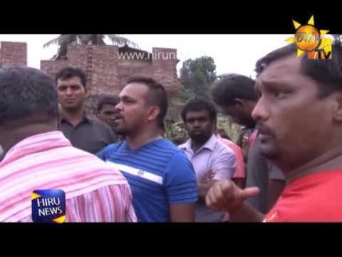 The 26 killed Meethotamulla