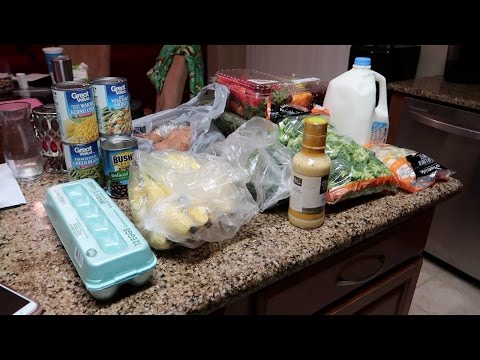 Weightloss Wednesday! ~Week 10~ The Fat Smash Detox Grocery Haul!