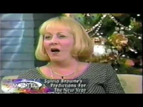 predictions - Sylvia Browne's predictions on The Montel Williams Show.