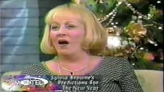 Video Sylvia Browne's Predictions MP3, 3GP, MP4, WEBM, AVI, FLV Agustus 2018