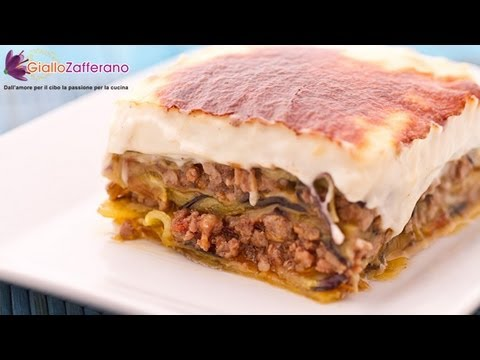 Another Great Video on How to Make the Famous Greek Moussaka