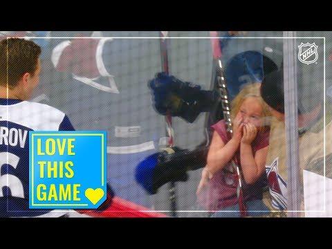 Хоккей, минутка доброты