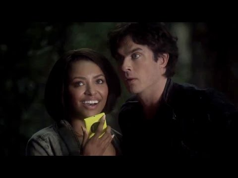 The Vampire Diaries: Bonnie & Damon on The Other Side - Comic-Con 2014
