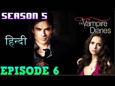 The Vampire Diaries Season 5 Episode 6 Explained Hindi  वैम्पायर डायरीज  Silas The Witch VS Tessa