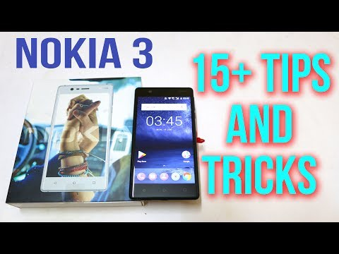 Nokia 3 Tips And Tricks   Best features of Nokia 3   hindi 