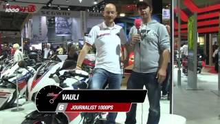 2. New Honda CBR 300R is Lunched In Indonesia