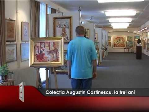 Colecţia Augustin Costinescu, la trei ani