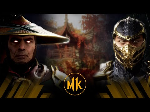 Mortal Kombat 11 - Raiden Vs Scorpion (Very Hard)