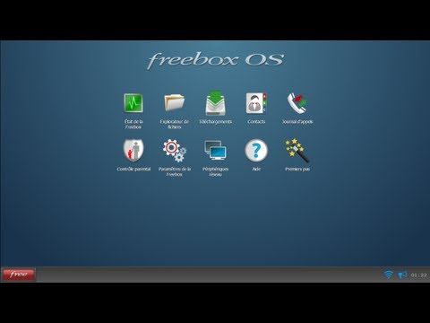 comment retrouver mot de passe freebox os