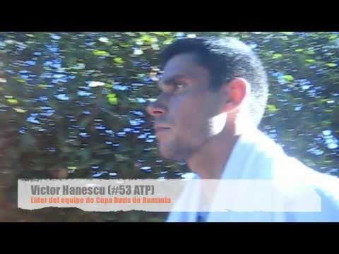 Victor Hanescu habla sobre la Copa Davis
