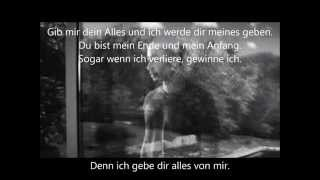 John Legend - All Of Me German Lyrics