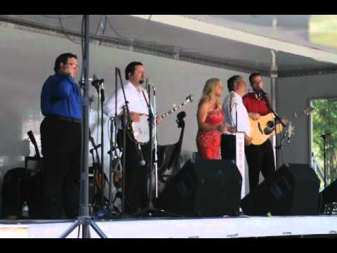 Rhonda Vincent And The Rage - Promised Land