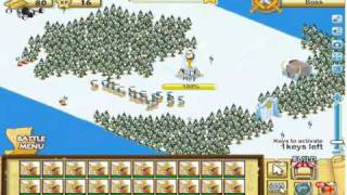 Social Empires (Arctic Isle -How to defeat Giant Yeti Boss) [TH]