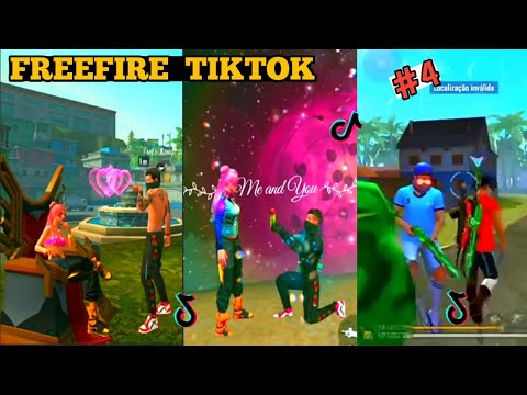 BEST FREEFIRE TIK TOK PART 4 | FREEFIRE WTF MOMENTS AND SONGS | FREEFIRE TIK TOK VIDEO | #FREE FIRE