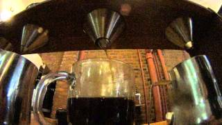 Ethiopia Yukro, Cafe Grumpy, Chelsea, New York, New York Slow Motion HD