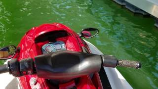 2. 2005 waverunner 1200 xlt 2 stroke review