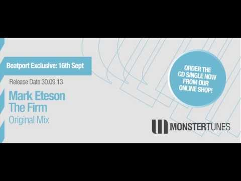 eteson - LIKE Monster Tunes on Facebook: http://on.fb.me/monstertunes Buy on Beatport: http://bit.ly/TheFirmBP Order CD Single: http://bit.ly/TheFirmCD Cat #: MONSTER...