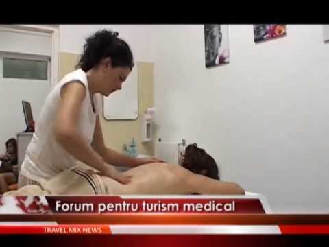 Forum pentru turism medical – VIDEO