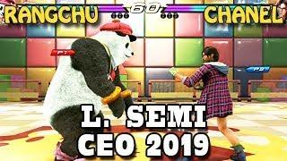 Video Rangchu (Panda) Vs Chanel (Julia) - L. Semi - Tekken 7 World Tour MP3, 3GP, MP4, WEBM, AVI, FLV September 2019