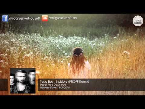 Tesla Boy - Invisible (PROFF Remix) [Free Download]