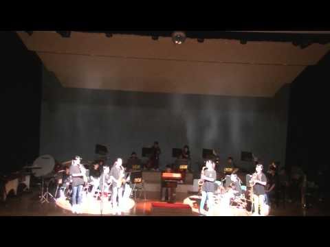片江中学校 吹奏楽部 演奏会 2014年4月 2/4