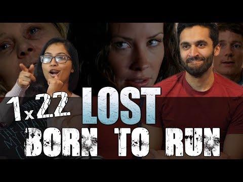 Lost - 1x22 Born to Run - Nikki Reacts!